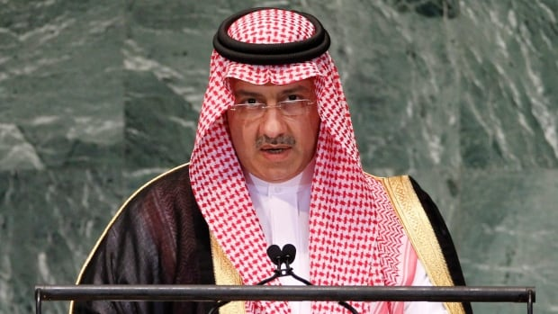 Earlier this month, the Saudi foreign minister, Prince Saud Al Faisal, cancelled a speech at the UN General Assembly in frustration over the international inaction on Syria and the Palestinian issue, a diplomatic source said.
