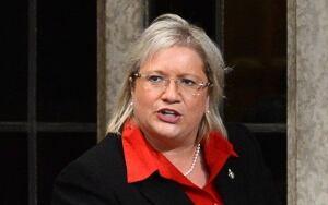 Liberal MP Yvonne Jones