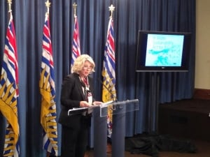 Mary Polak environment minister