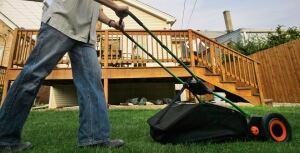 Lawn Mowers Return