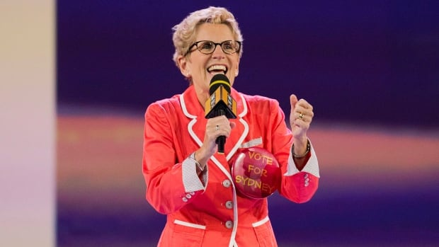 Ontario Premier Kathleen Wynne is set to deliver the keynote speech at Sunday's Leadership Summit for Women at McMaster University.