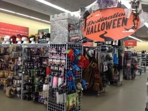 Halloween Costume stores