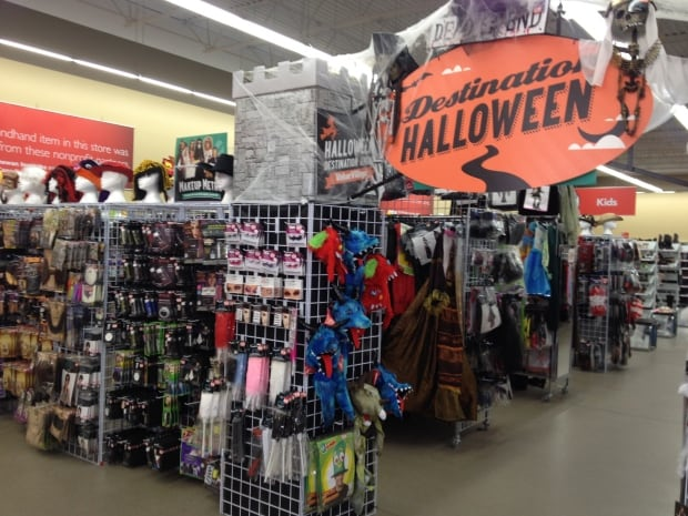 Costume stores creep in just in time for Halloween - Saskatchewan ...