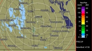 First snowfall expected in Manitoba
