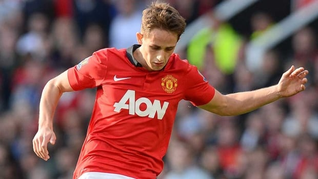 Manchester United's Adnan Januzaj will be with Manchester United until 2018.