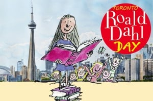 Toronto Roald Dahl day