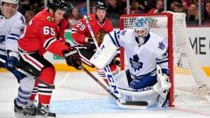 Chicago Blackhawks, Toronto Maple Leafs