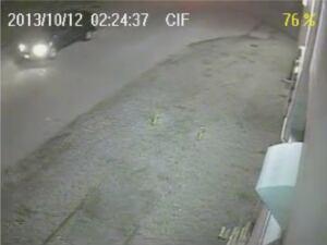 Gastown 'taxi' assault suspect vehicle - surveillance footage