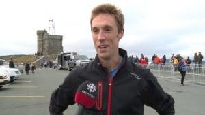 nl dave freake cape to cabot race winner 20131020