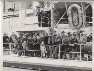 Zalinski crew
