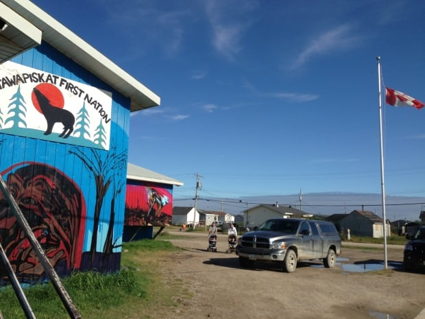 Attawapiskat band office