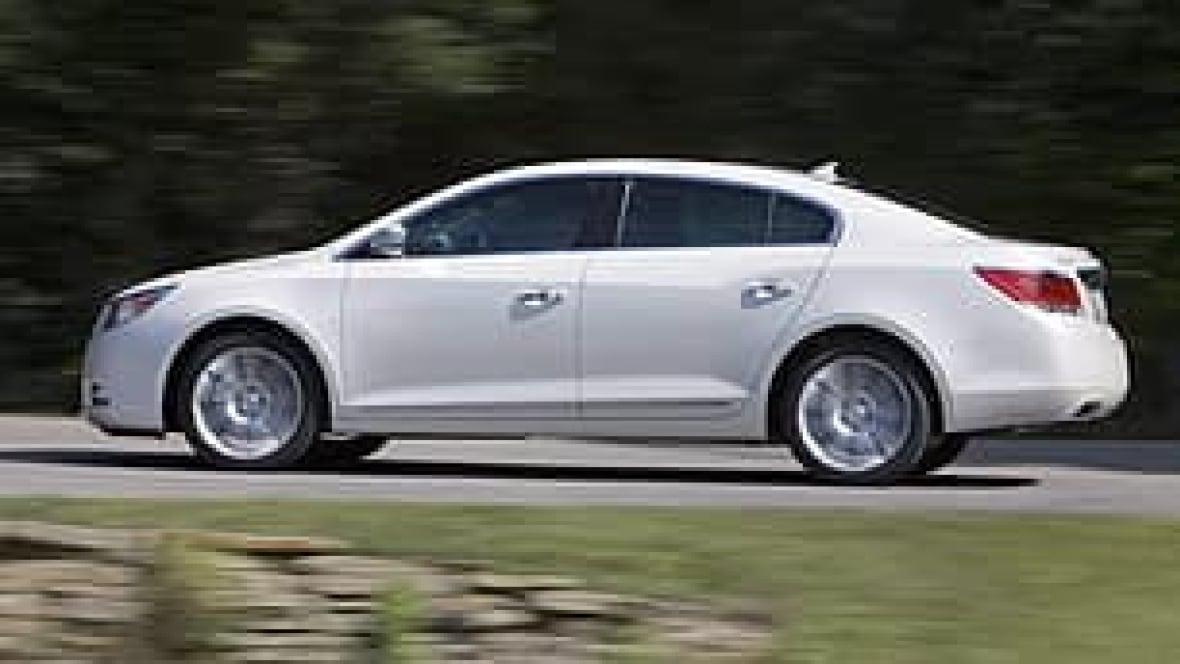 Buick Allure 2018 - View Specs, Prices, Photos