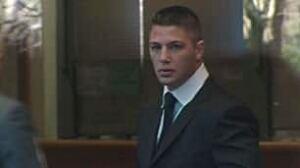 Jarrod Bacon back in prison after strip club arrest