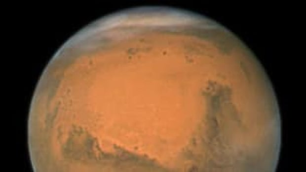 Plumes of methane have been detected on Mars using telescopes on Earth.