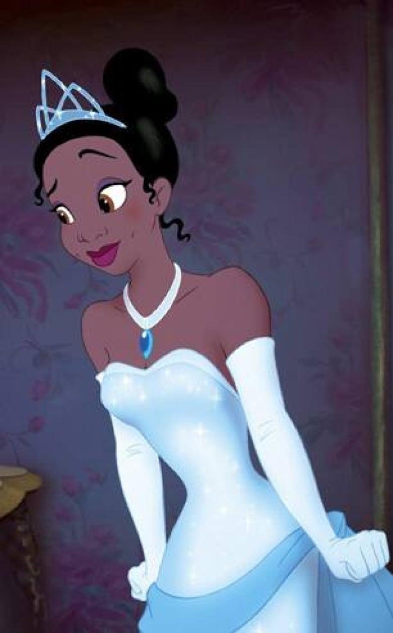 Disney's Tiana, princess for a new generation. (Disney ...
