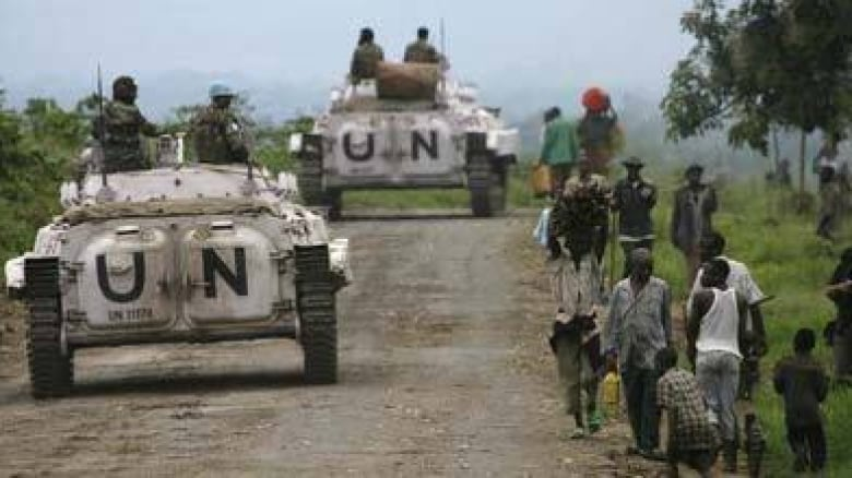 Is the UN Ready for a Peacekeeping Mission in Syria? - Our