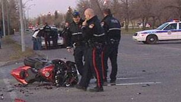 My Car North Bay >> Motorcyclist killed in Regina collision with car | CBC News