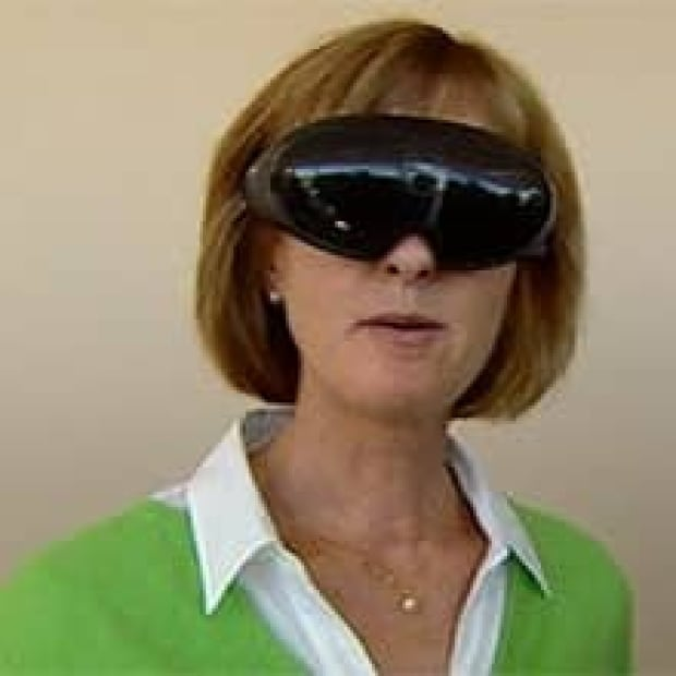 High Tech Glasses Help The Nearly Blind See Ottawa Cbc