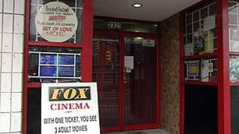 Cinema vancouver adult