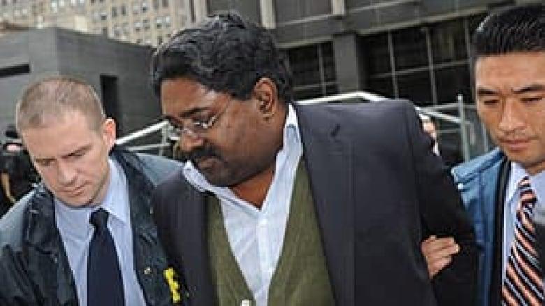 FBI arrest hedge fund manager in insider trading case | CBC News