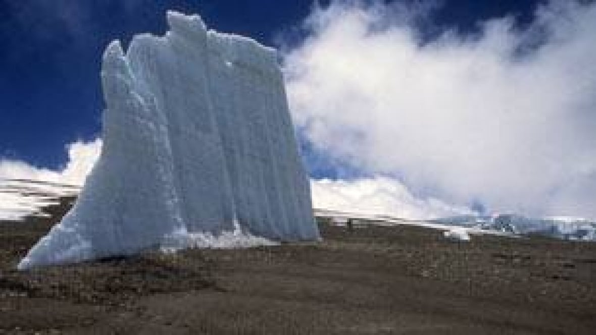 Kilimanjaro Glaciers Could Go Within Decades Technology