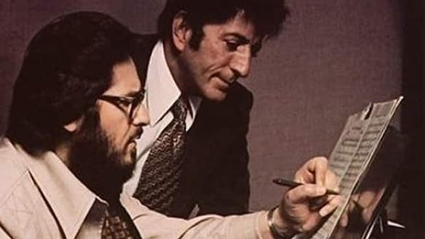 Pianist Bill Evans, left, and singer Tony Bennett collaborated on a pair of albums in the '70s that have become jazz classics, and were recently reissued as The Complete Tony Bennett/Bill Evans Recordings.