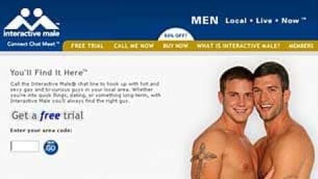 gay chat line logo no threat to olympic copyright - british, Cephalic Vein