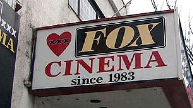 Vancouver's Fox Theatre in Mount Pleasant was a porn theatre for three decades. (CBC)