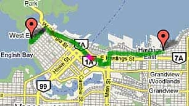 Website helps cyclists find cleanest, greenest route ...