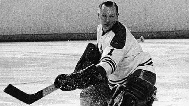 Late Toronto Maple Leafs goaltender Johnny Bower is regarded by his teammates and fans as the 'soul' of the franchise.