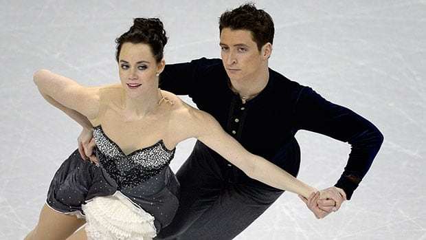 Ice dancers Tessa Virtue, left, and Scott Moir are just two of the Canadian stars competing at Skate Canada International.