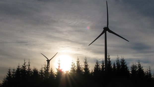 FILE PHOTO: TransAlta's wind farm in New Richmond, Que. The province's wind power project seeks to set up wind farms in remote parts of Quebec to generate alternate sources of renewable energy.