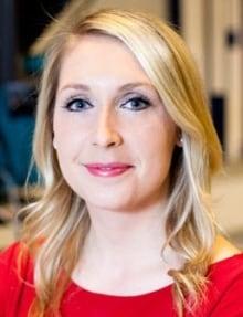 CBC reporter Ashley Burke