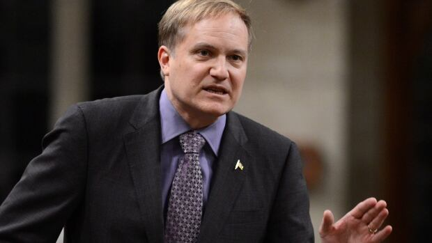 NDP MP Peter Julian, shown in the House of Commons in February, says he would oppose government-supported export credits for the nuclear industry.