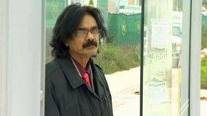 TTC bus driver Ralph Charles