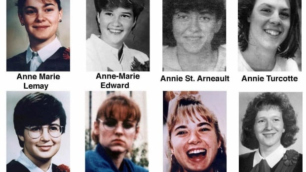 Victims of the Montreal Massacre.