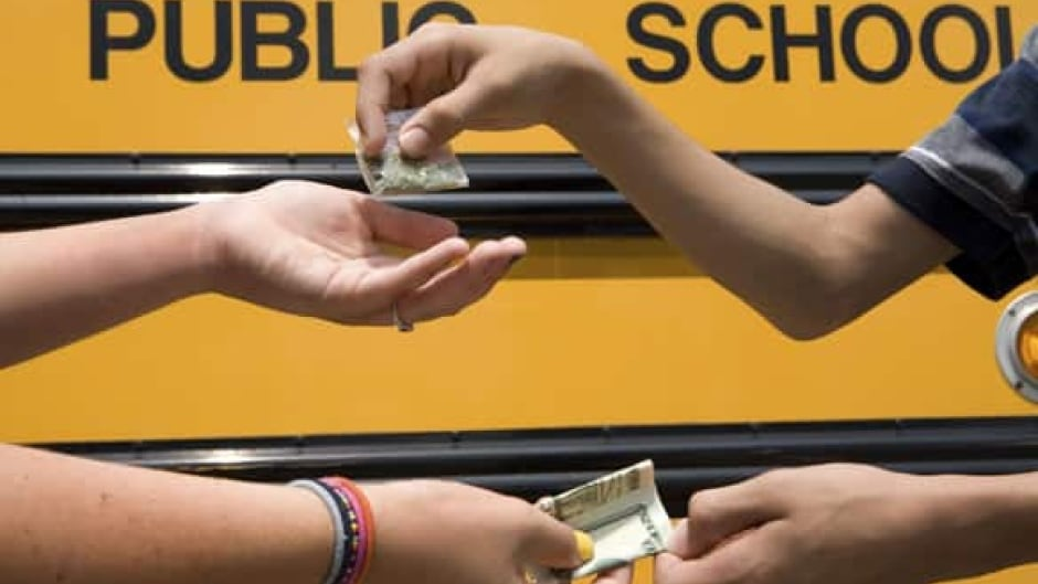 Cough syrup, marijuana gain popularity among students | CBC News
