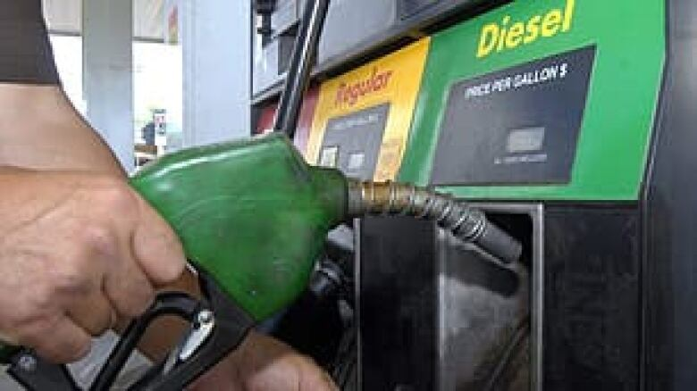 Diesel Gas Station Near Me >> Engineer Builds Diesel Gas Hybrid Engine Cbc News