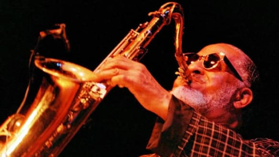 Jazz saxophonist and composer Sonny Rollins, whose career has spanned over 60 years.