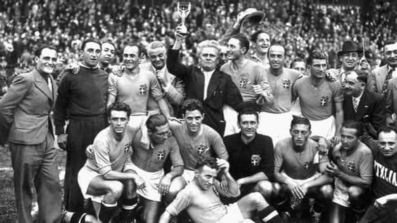 1938 World Cup: Italy repeats as champions | CBC Sports