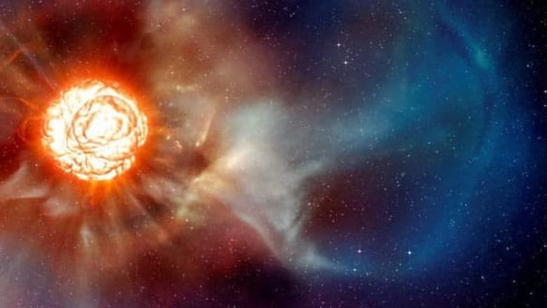 Is a gravitational wave detection near Betelgeuse a sign the star is ready to explode?