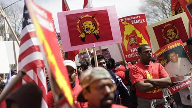 Tamil Tigers | CBC News
