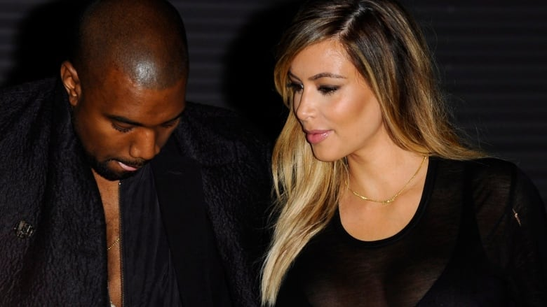 Kanye West Proposes To Kim Kardashian On Her Birthday Cbc News