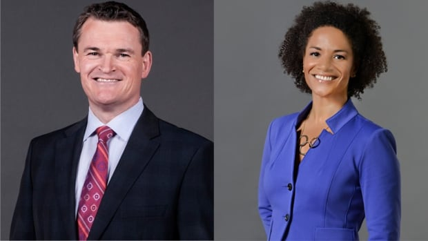 Mark Connolly is the new host of Edmonton AM. Portia Clark has been confirmed as the permanent host of Radio Active.