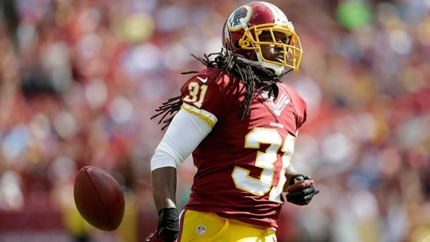 Washington Redskins strong safety Brandon Meriweather's suspension came for repeated hits to the head and neck area of defenceless players.