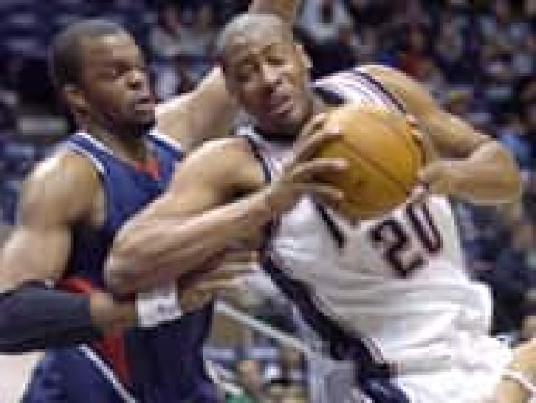 huge discount 2535e d2b04 Jamaal Magloire cut by New Jersey Nets | CBC Sports