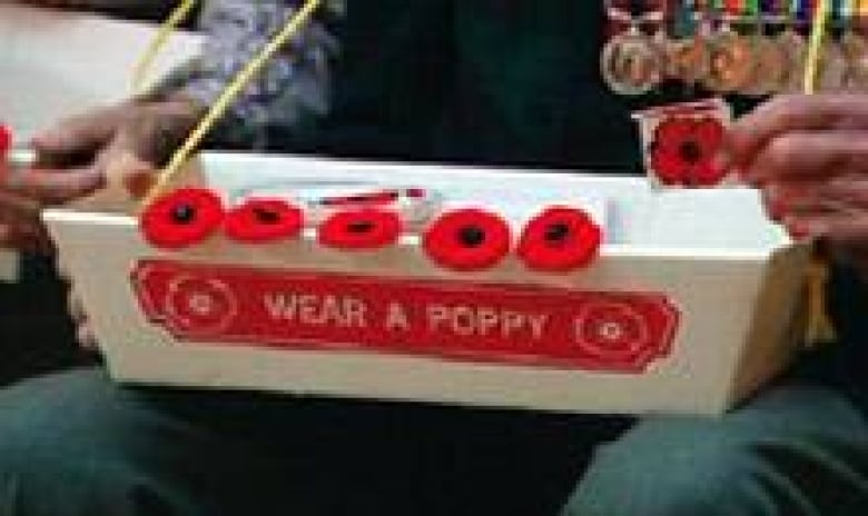 New sticker poppies are catching on | CBC News