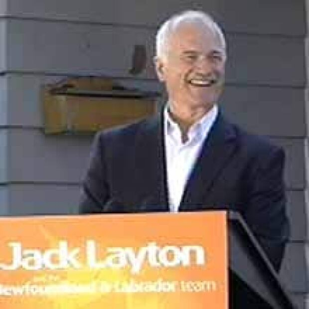 jack laytons view on crisis of