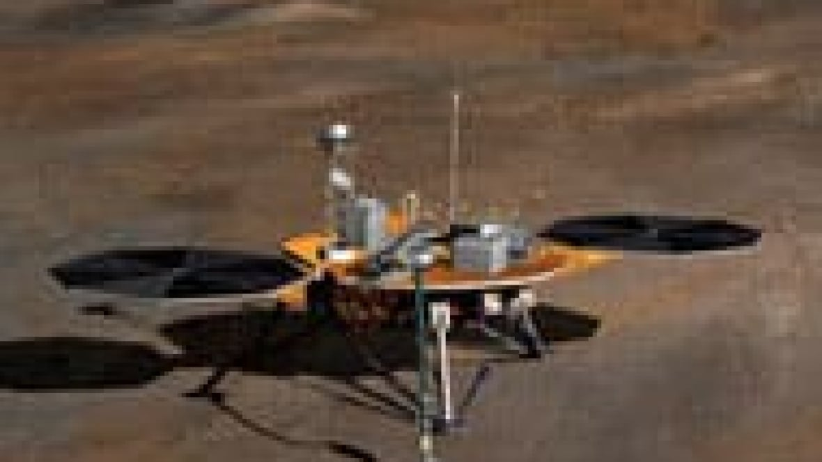 Mars robot with Canadian component set for Saturday launch ...