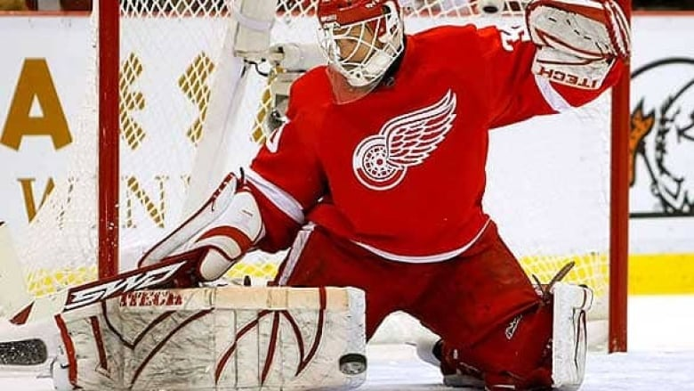 Butterfly Style Stings Nhl Goalies Cbc Sports